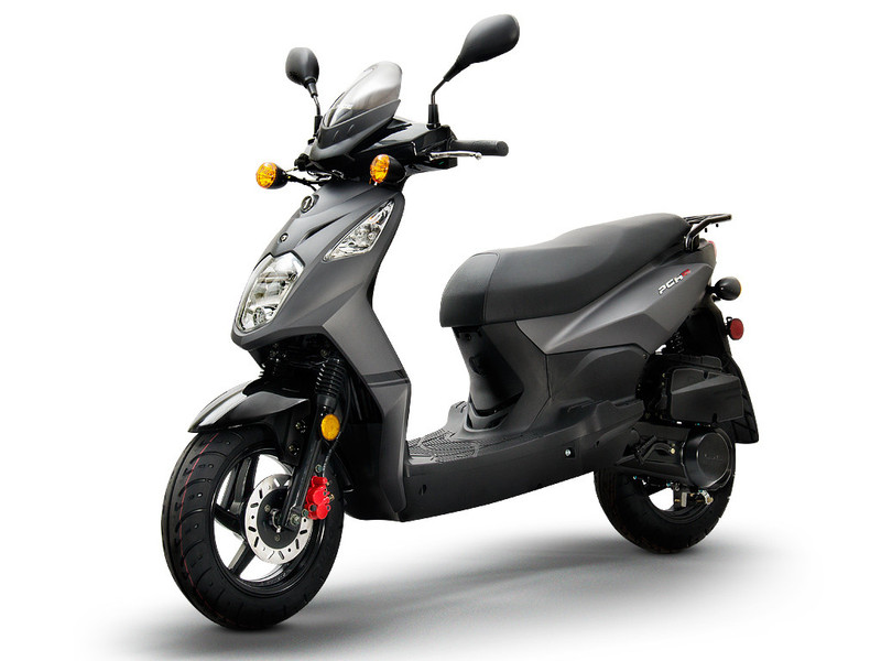 Seattle Scooter Center - PCH 125